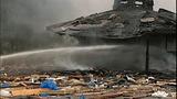 PHOTOS: Blast destroys North Bend buildings - (21/25)