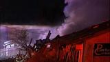 PHOTOS: Blast destroys North Bend buildings - (13/25)