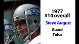 Seahawks first-round draft picks through the years - (3/25)