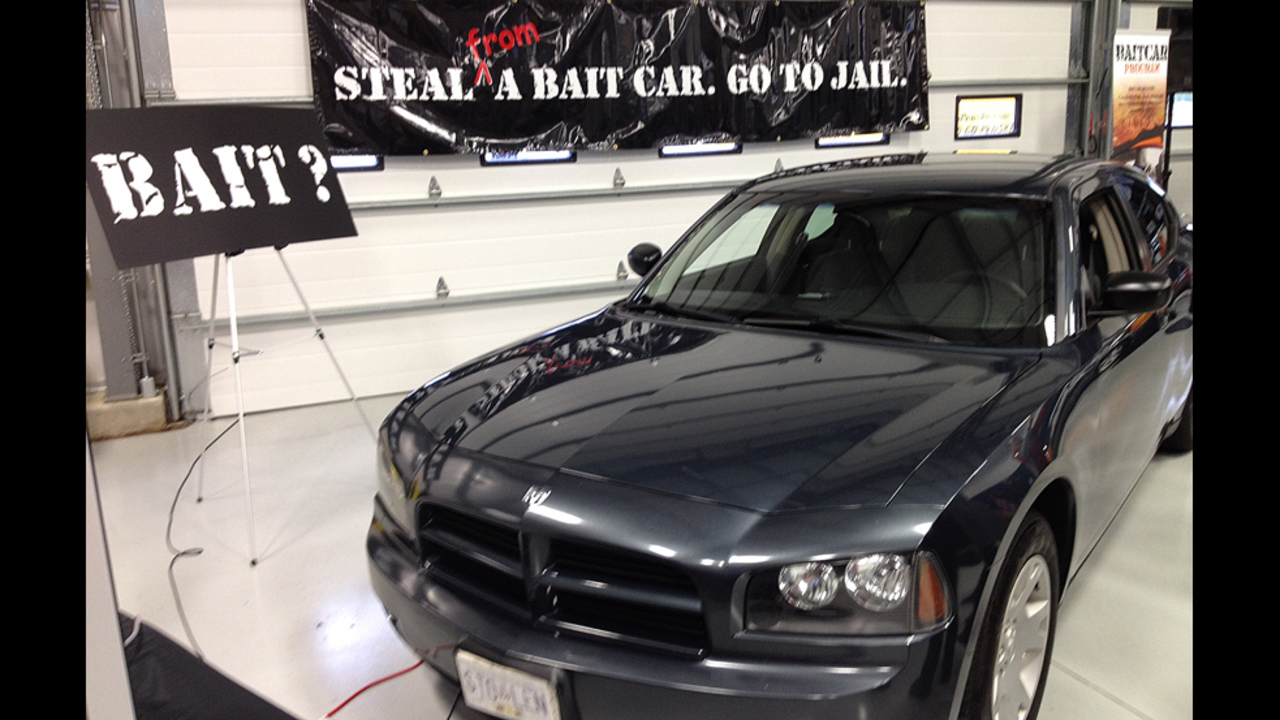 Bait Cars Help Battle Auto Theft In British Columbia KIROTV - Bait car show