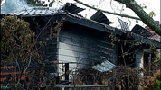 Seattle fire said after the first fire, the home was under a 24-hour-a-day watch to ensure the flames did not reignite. It was after that watch was over that the second fire may have rekindled.