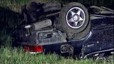 PHOTOS: Man killed, power cut in rollover crash - (6/14)