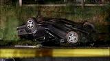 PHOTOS: Man killed, power cut in rollover crash - (4/14)
