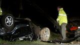 PHOTOS: Man killed, power cut in rollover crash - (9/14)