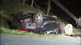 PHOTOS: Man killed, power cut in rollover crash - (7/14)