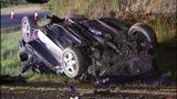 PHOTOS: Man killed, power cut in rollover crash - (13/14)