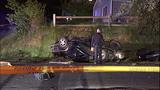 PHOTOS: Man killed, power cut in rollover crash - (3/14)