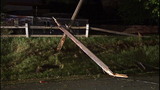 PHOTOS: Man killed, power cut in rollover crash - (11/14)