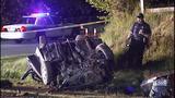 PHOTOS: Man killed, power cut in rollover crash - (5/14)