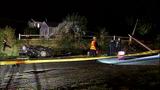 PHOTOS: Man killed, power cut in rollover crash - (10/14)