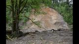 PHOTOS: Landslide near Cedar River causes flooding - (21/25)