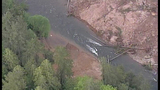 PHOTOS: Landslide near Cedar River causes flooding - (22/25)