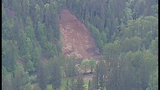 PHOTOS: Landslide near Cedar River causes flooding - (13/25)