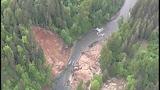 PHOTOS: Landslide near Cedar River causes flooding - (15/25)