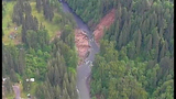 PHOTOS: Landslide near Cedar River causes flooding - (1/25)
