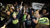 PHOTOS: Seahawks fans celebrate 2014 NFL Draft - (6/25)