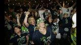 PHOTOS: Seahawks fans celebrate 2014 NFL Draft - (2/25)
