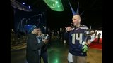 PHOTOS: Seahawks fans celebrate 2014 NFL Draft - (16/25)