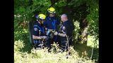 PHOTOS: Crews rescue dog over cliff - (12/13)