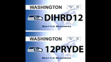 SeattleInsider: Seahawks 12th Man license plates - (23/25)