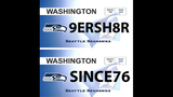 SeattleInsider: Seahawks 12th Man license plates - (25/25)