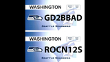 SeattleInsider: Seahawks 12th Man license plates - (4/25)