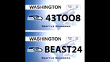 SeattleInsider: Seahawks 12th Man license plates - (22/25)