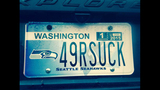 SeattleInsider: Seahawks 12th Man license plates - (18/25)