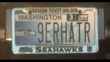 SeattleInsider: Seahawks 12th Man license plates - (11/25)