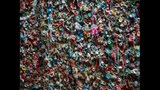 SeattleInsider: PHOTOS of storied gum walls - (8/25)