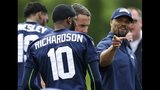 PHOTOS: 2014 Seahawks rookie minicamp - (1/20)