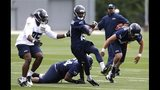 PHOTOS: 2014 Seahawks rookie minicamp - (11/20)