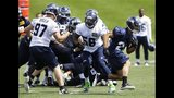 PHOTOS: 2014 Seahawks rookie minicamp - (20/20)