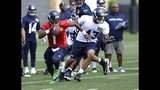 PHOTOS: 2014 Seahawks rookie minicamp - (6/20)