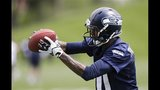 PHOTOS: 2014 Seahawks rookie minicamp - (2/20)