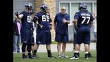 PHOTOS: 2014 Seahawks rookie minicamp - (12/20)