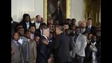 PHOTOS: Super Bowl champs Seahawks visit White House - (13/25)