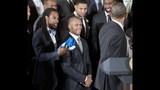 PHOTOS: Super Bowl champs Seahawks visit White House - (19/25)