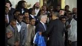 PHOTOS: Super Bowl champs Seahawks visit White House - (22/25)