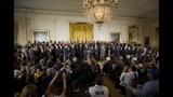 PHOTOS: Super Bowl champs Seahawks visit White House - (12/25)