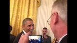 PHOTOS: Super Bowl champs Seahawks visit White House - (15/25)