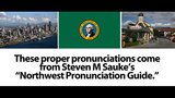 SeattleInsider: How do you pronounce that… - (9/25)