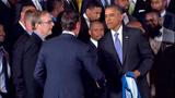 PHOTOS: Super Bowl champs Seahawks visit White House - (16/25)