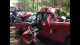 PHOTOS: 2 killed in fatal Mason County crash - (3/8)