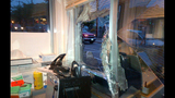 PHOTOS: Ferry toll booth hit by logging truck - (3/4)
