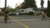 PHOTOS: Man crashes stolen RV into 2 homes, 5 cars - (12/14)