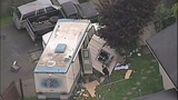 PHOTOS: Man crashes stolen RV into 2 homes, 5 cars - (3/14)