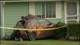 PHOTOS: Man crashes stolen RV into 2 homes, 5 cars - (6/14)