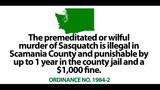 SeattleInsider: 28 UNBELIEVABLE laws that… - (5/25)
