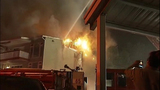 PHOTOS: Apartment complex burns in fierce fire - (3/10)